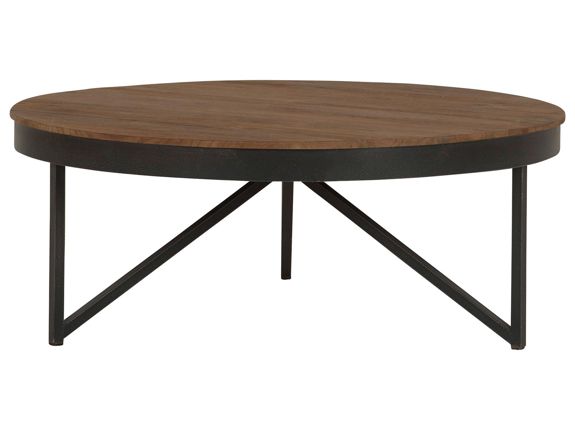 Salontafel fendy rond large Ø90cm fØrn maatwerk meubelen