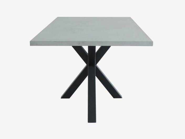 Industriele tafel Stevik witte achtergrond2