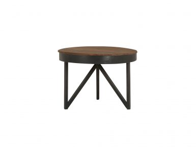 Teak salontafel Fendy Rond Small Ø50cm