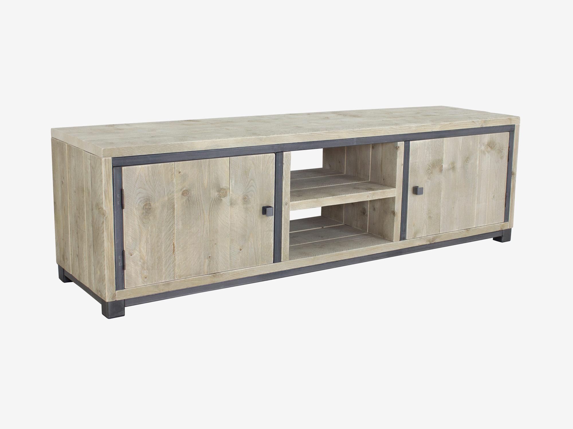 Industriele Tv Meubels : Industrieel tv meubel deen forn
