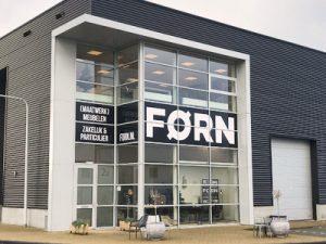 FØRN showroom Zwolle