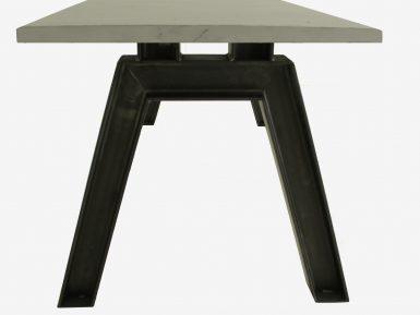 Industriele tafel betonlook vicente