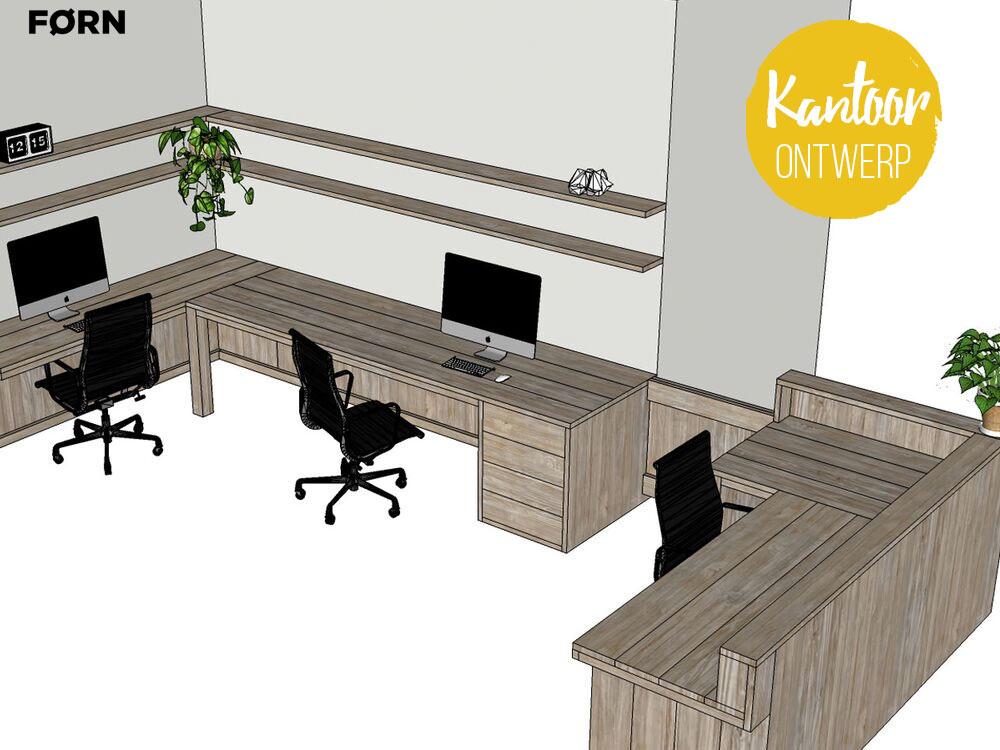 kantoor ontwerp en meubelen