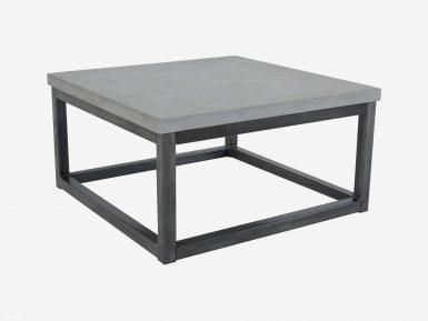 Salontafel van beton Jens maken we op maat