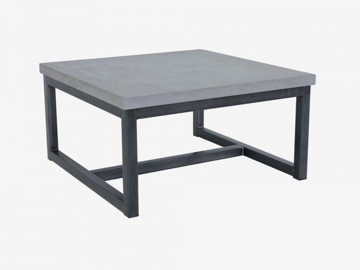 Salontafel van beton Max op maat gemaakt