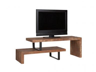 TV-meubel Taste d-bodhi 2 planken verlengbaar 45x120x40-cm