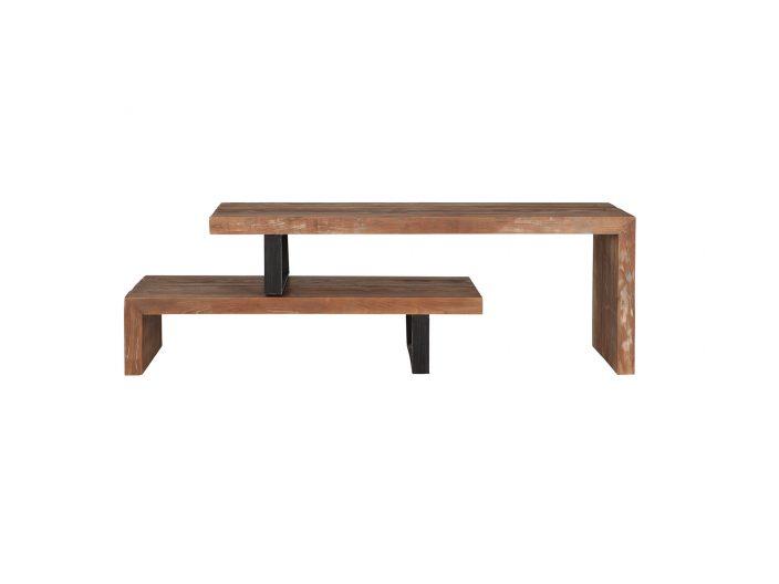 Teakhout TV meubel Taste d-Bodhi met 2 planken